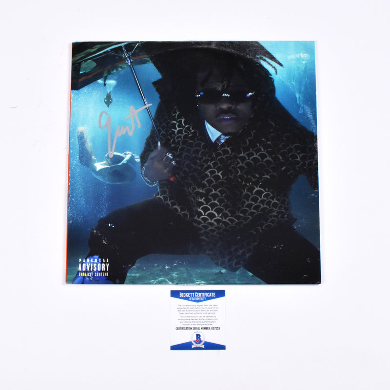 Gunna Signed Drip of Drown 2 Vinyl