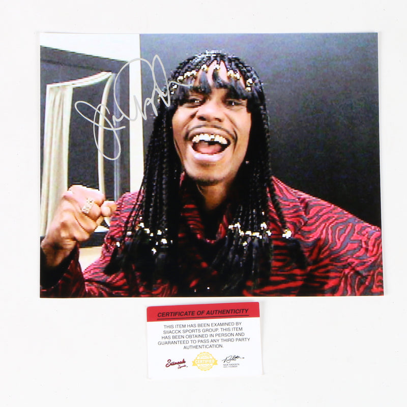 Dave Chappelle Signed 8x10 Photo Rick James