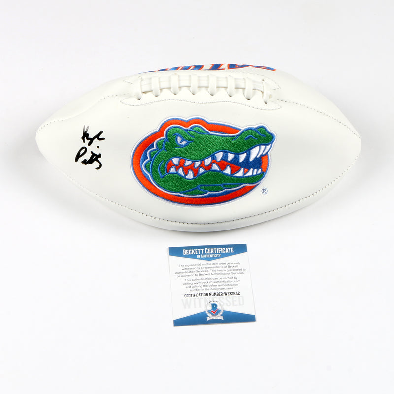 Copy of Kyle Pitts Signed Florida Gators Football