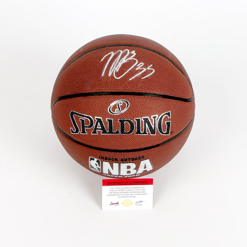 Marvin Bagley Signed Basketball