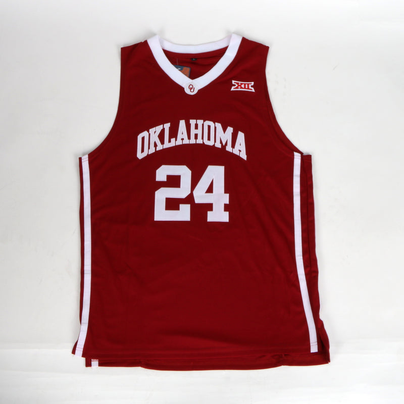 Buddy Hield Signed Oklahoma Sooners Jersey