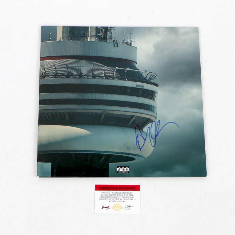 Drake Signed Views Vinyl