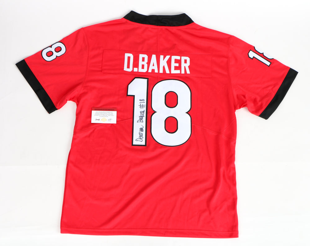 new style 08ce8 9d6e6 Deandre Baker Signed Georgia Bulldogs Jersey – Siiacck Sports