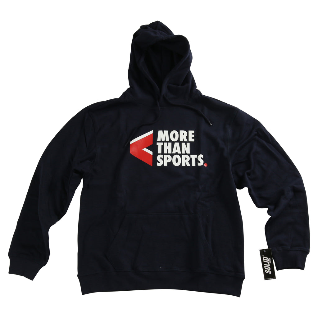 More Than Sports Hoodies