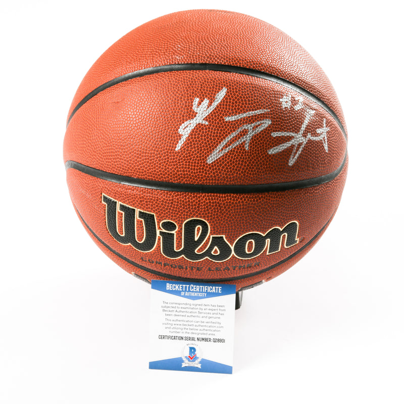 Romeo Langford Signed Basketball Indiana Hoosiers