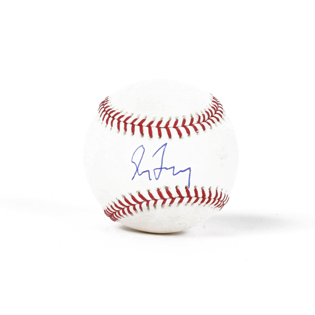 Greg Maddux Signed Baseball Full