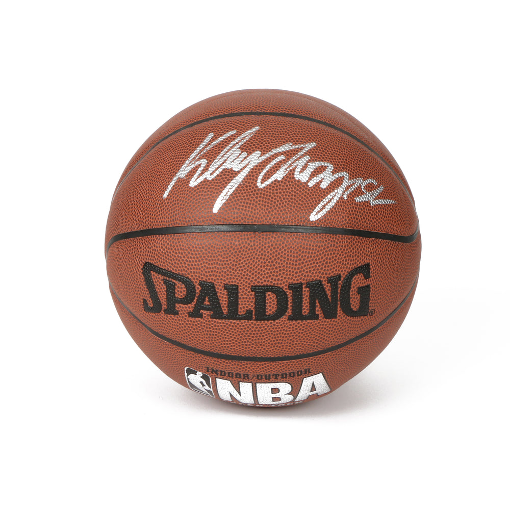 new concept d8374 931df Klay Thompson Signed Basketball