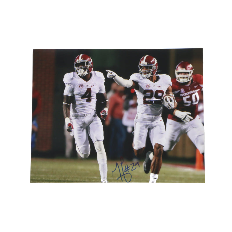Minkah Fitzpatrick Signed 11x14 Photo Pick
