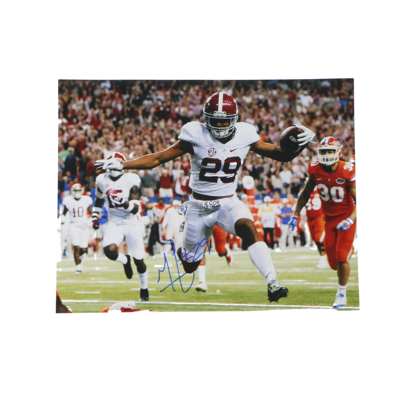 Minkah Fitzpatrick Signed 11 x 14 Photo 1