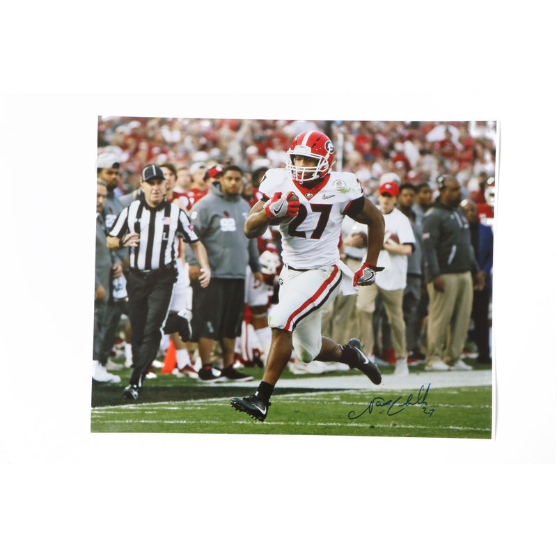 Nick Chubb Signed 16x20 Photo