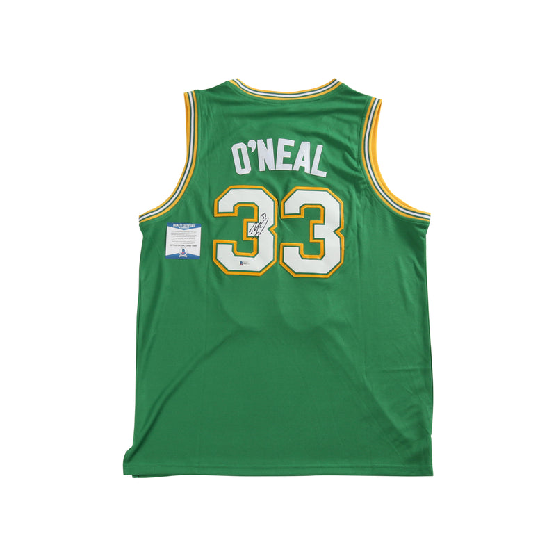 Shaquille O'neil Shaq Signed High School Jersey