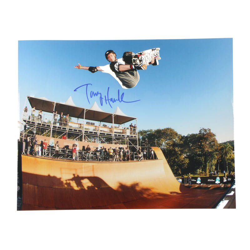 Tony Hawk Signed 11x14 Photo Proof