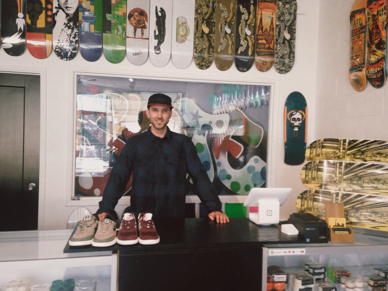 Skateshop Now Open!
