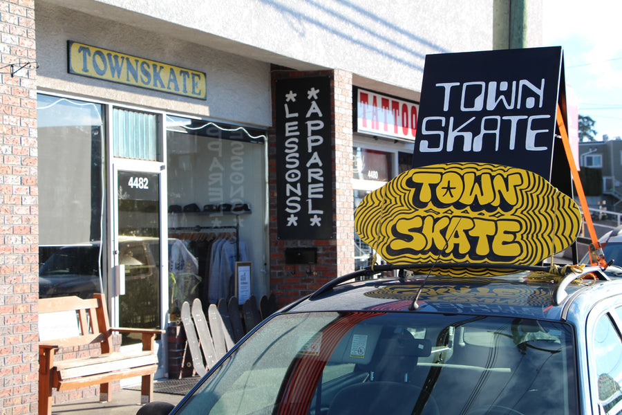 Townskate Christmas Update