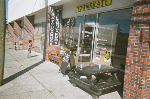 Townskate Skateshop Powell River