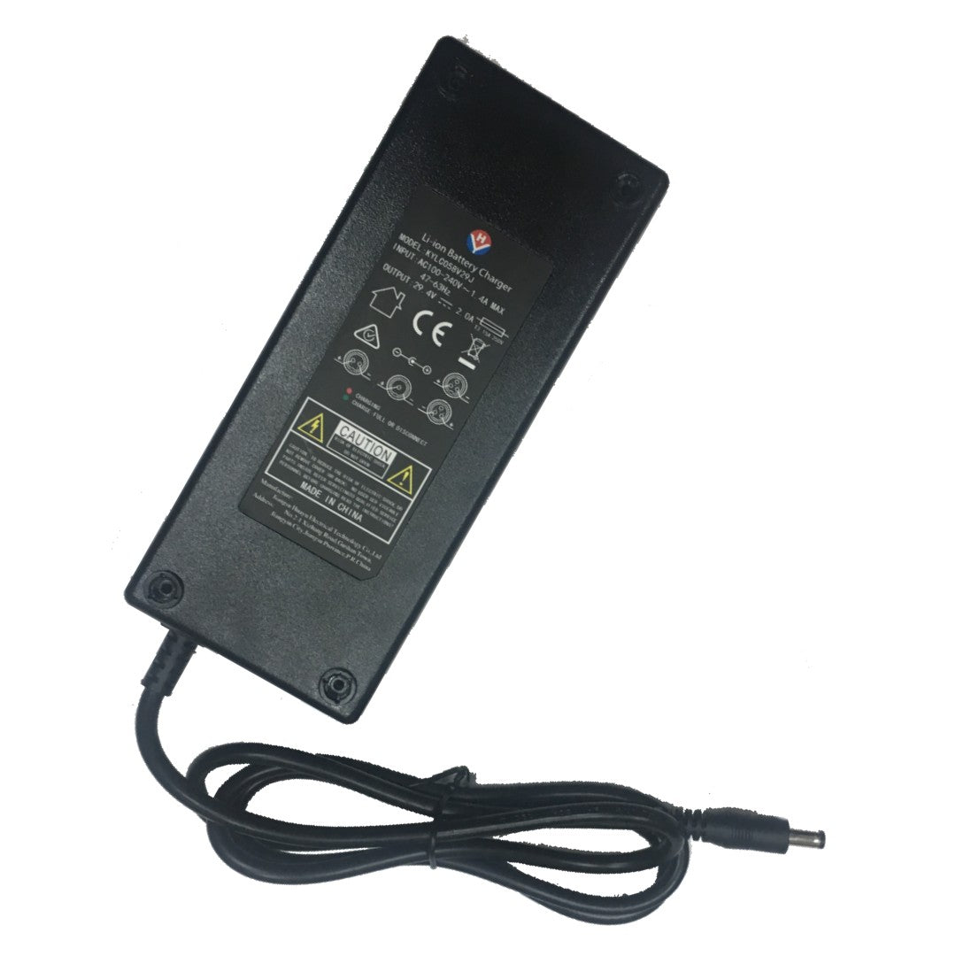 Spare Battery Charger for Ultra-Lite Electric Wheelchair
