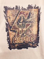 "WWB - ""Angus Young"" ACDC Graphic Tee"