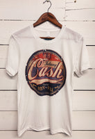 "WWB - ""Johnny Cash"" Rock N Roll Graphic Tee"