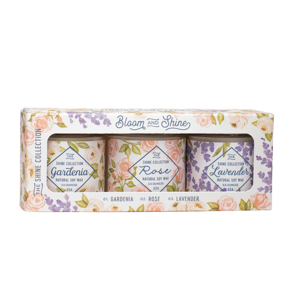 Finding Home Farms - Soy Candles Gift Set (2 OPTIONS)