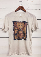 "WWB - ""Honky Tonk Angels"" Dolly, Patsy, + Loretta Graphic Tee"