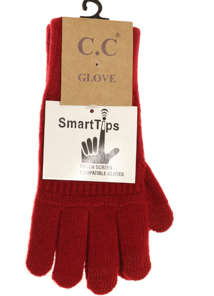 CC - Classic Knit Gloves