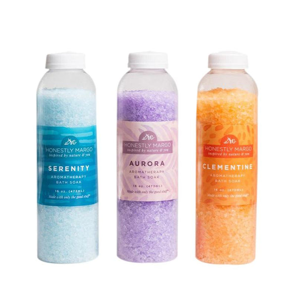 Honestly Margo - Aromatherapy Bath Salts