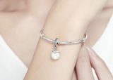 Pearl Spacer Charm