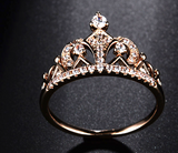 Royal Rose Ring