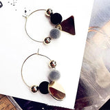 Stylish City Earrings