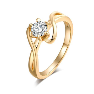 Love Swirl Ring