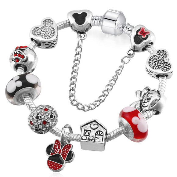 Disney's Mickey Mouse Bracelet