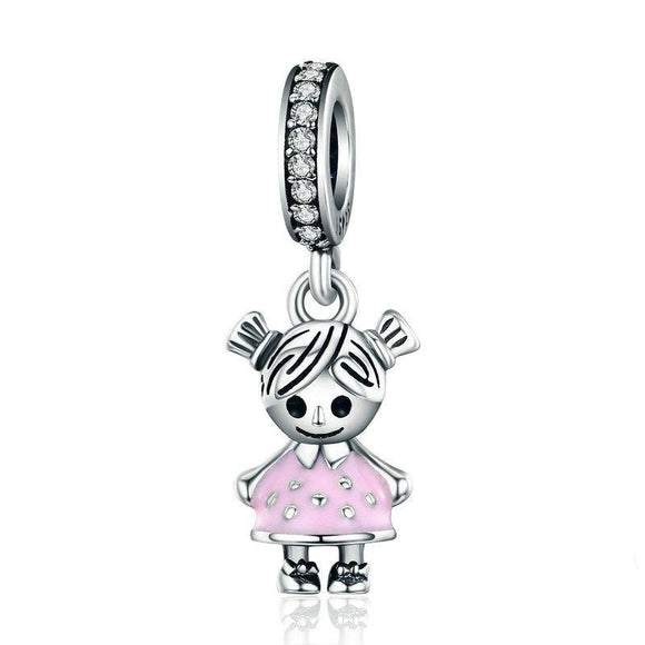 Disney's Alice Spacer Charm
