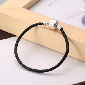 Luscious Leather Bracelet