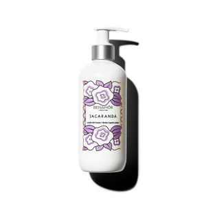 Jacarandá, Bodylotion, pumpe, 300 ml.