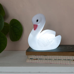 Little Swan Night Light