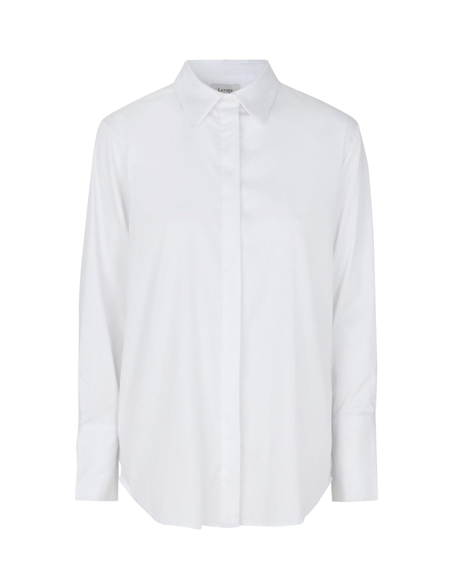 Isla Solid 7 Shirt, white