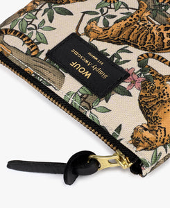 Lazy Jungle Small Pouch