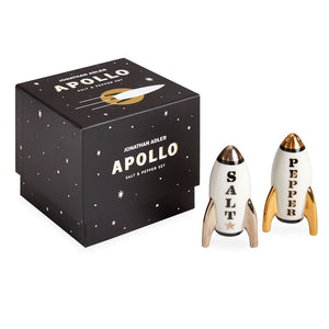 Apollo Salt & Pepper Shakers