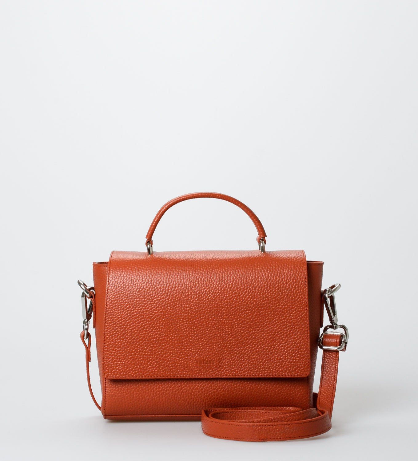 Cecilia Noted Crossbody, peach