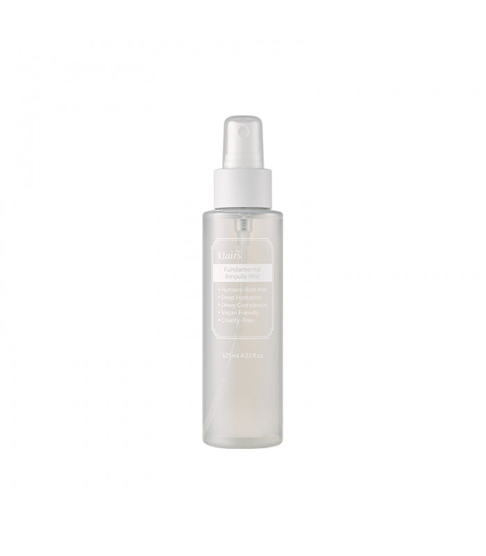 Fundamental Ampule Mist 125 ml.