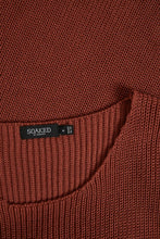 Load image into Gallery viewer, Tuesday Cotton Jumper, barn red