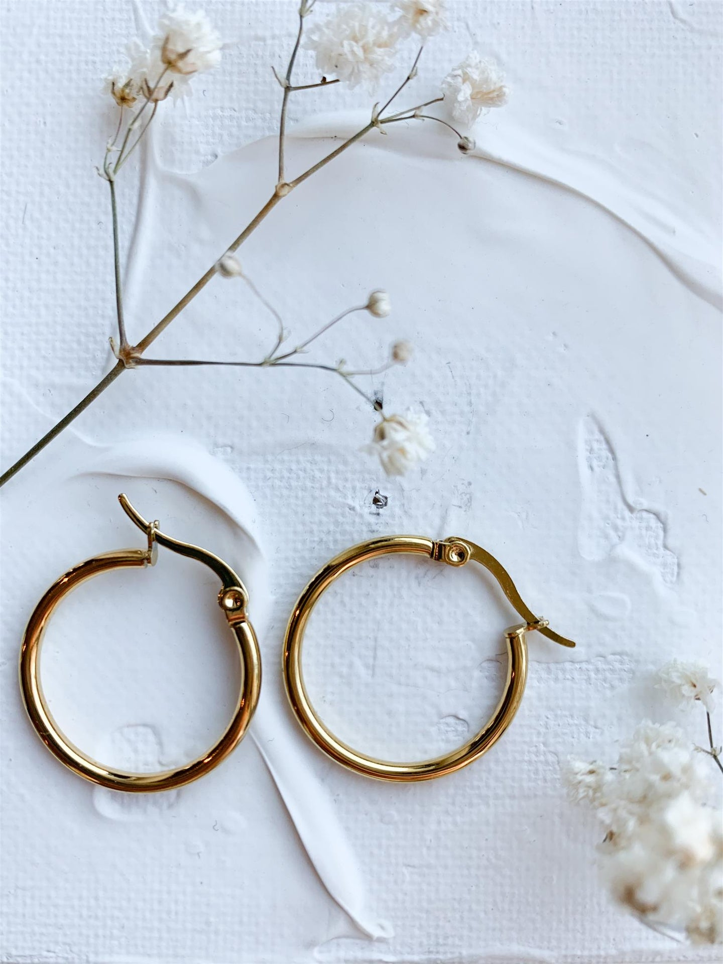 Gold Hoops XL