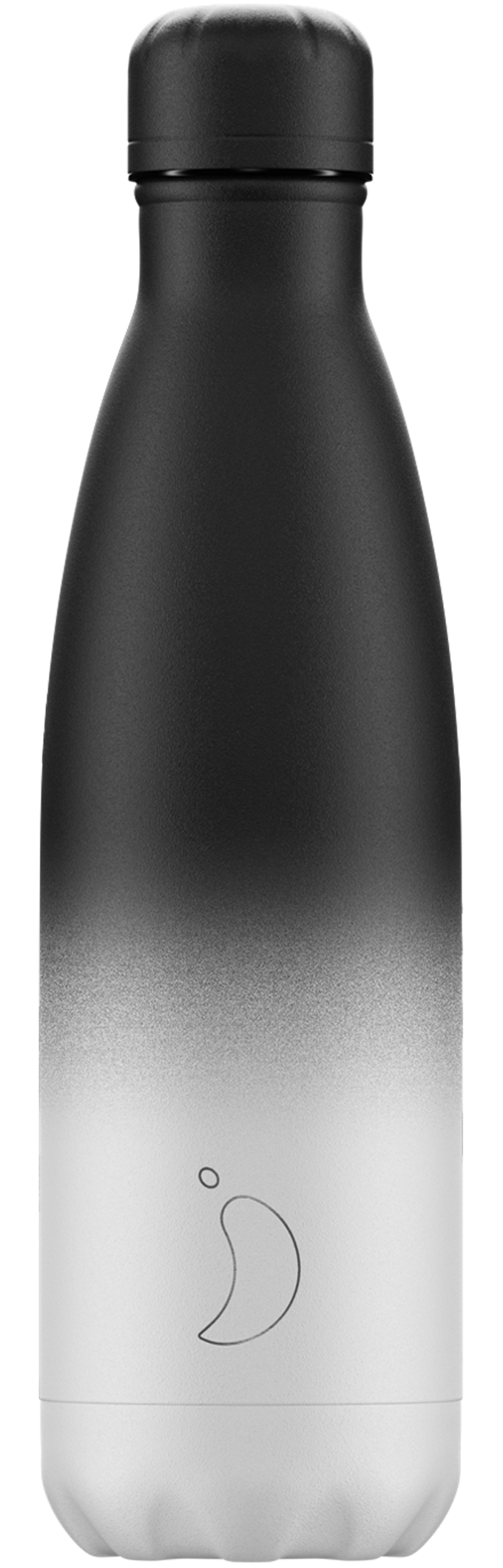 Gradient, black/white, 500 ml.