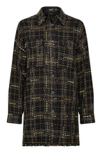 Load image into Gallery viewer, Coppola Shirt Jacket, chunky check