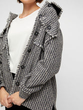 Load image into Gallery viewer, Yasfave Jacket, silver gray