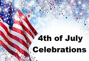 4th of July Celebrations in Hayward WI & Surrounding Towns