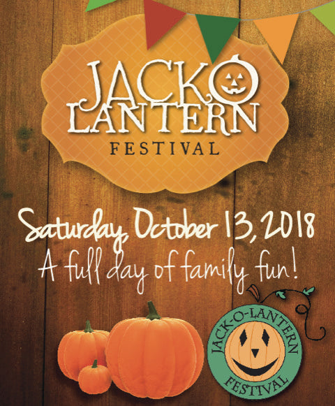 Jack O' Lantern Festival - Annual Family Fun Event