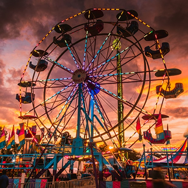 Sawyer County Fair Aug 23rd - 26th, 2018 - Hayward, WI