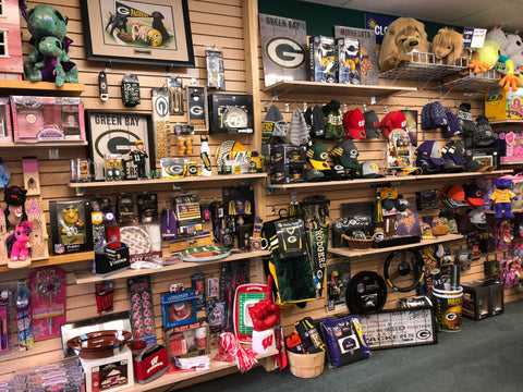 Choose your NFL Team and support their apparel and novelty items