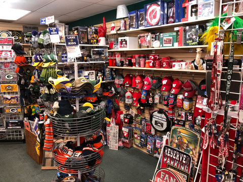 NFL Gear Apparel and Novelty Items